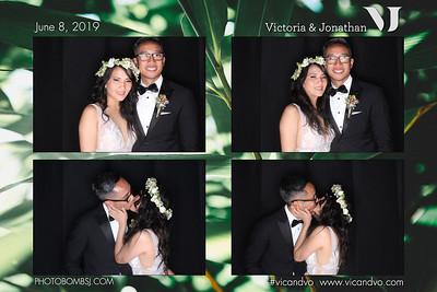 Victoria & Jon's Wedding