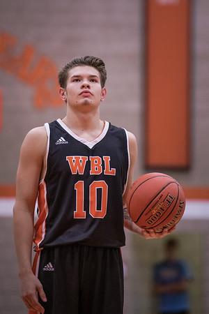 WBL Boys JV Basketball -V- Cretin 2019