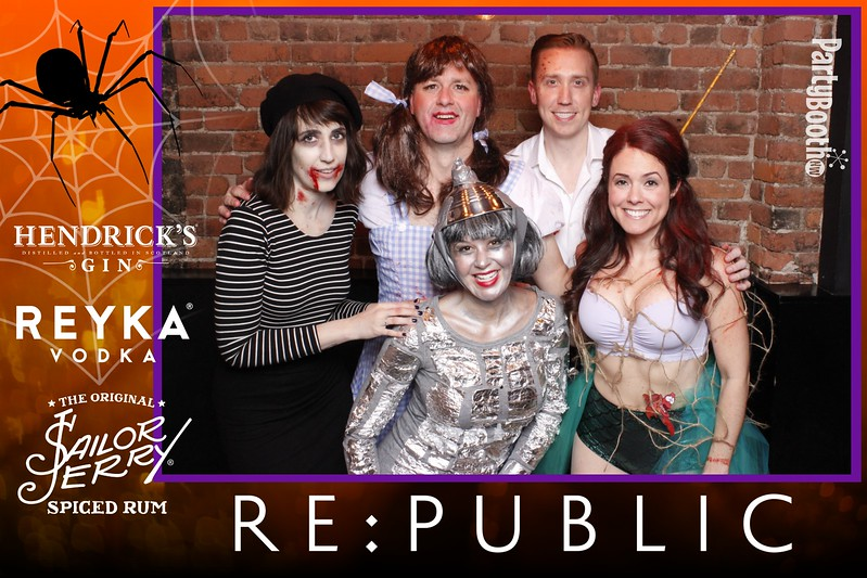 Happy Halloween 2015 from RE:PUBLIC!