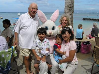 2007 Easter Brunch 4-8-2007