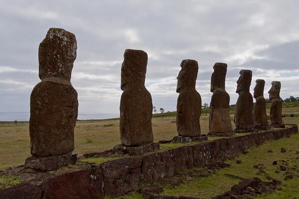 TQ 2010 Memory Book - The Moai of Rapa Nui