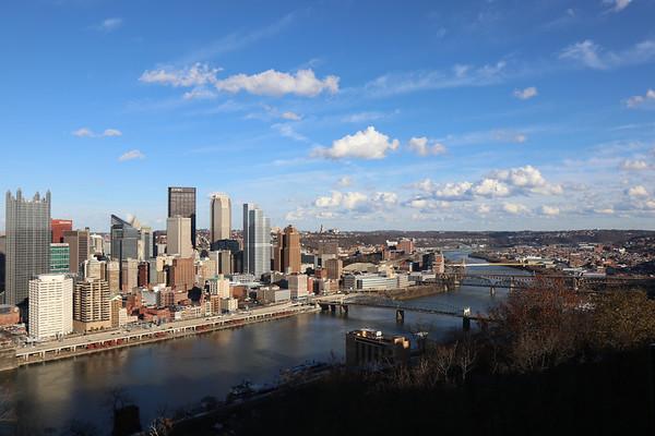 Pittsburgh 12/1/2018