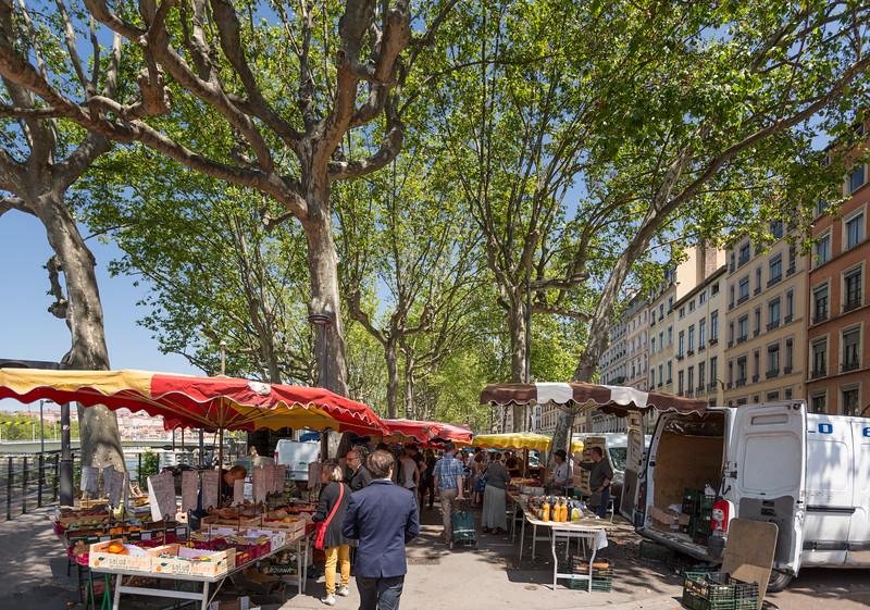 Marché Saint-Antoine Célestins