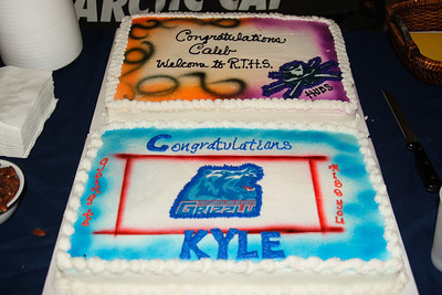 Kyle and Caleb's Grad Party