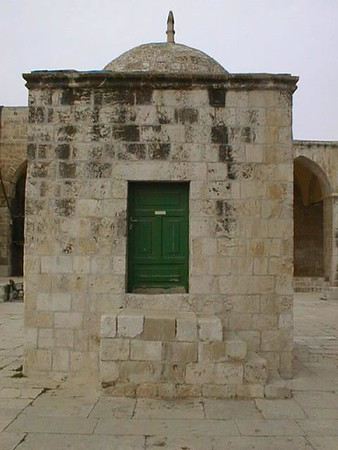 Muslim Sites in the Old City