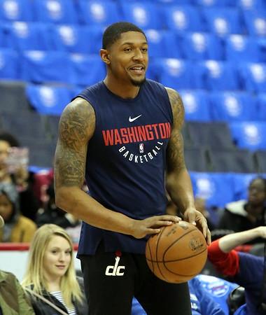 Knicks @ Wizards March 25, 2018
