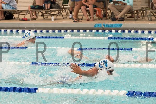 CV vs Coatesville 2017 swim
