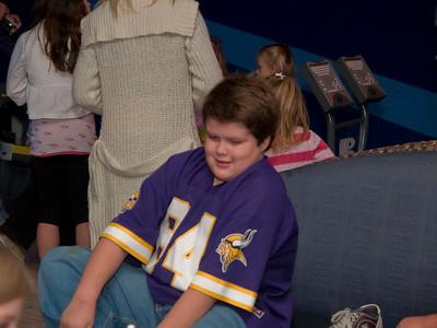 27 Oct 2007 - Brady's Birthday