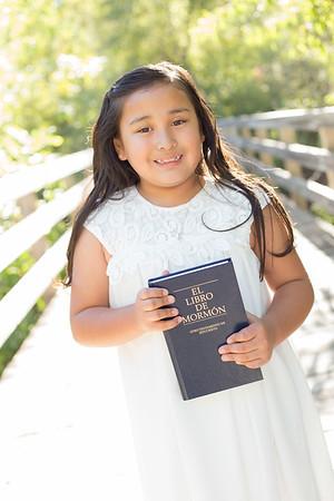 Mia Baptism