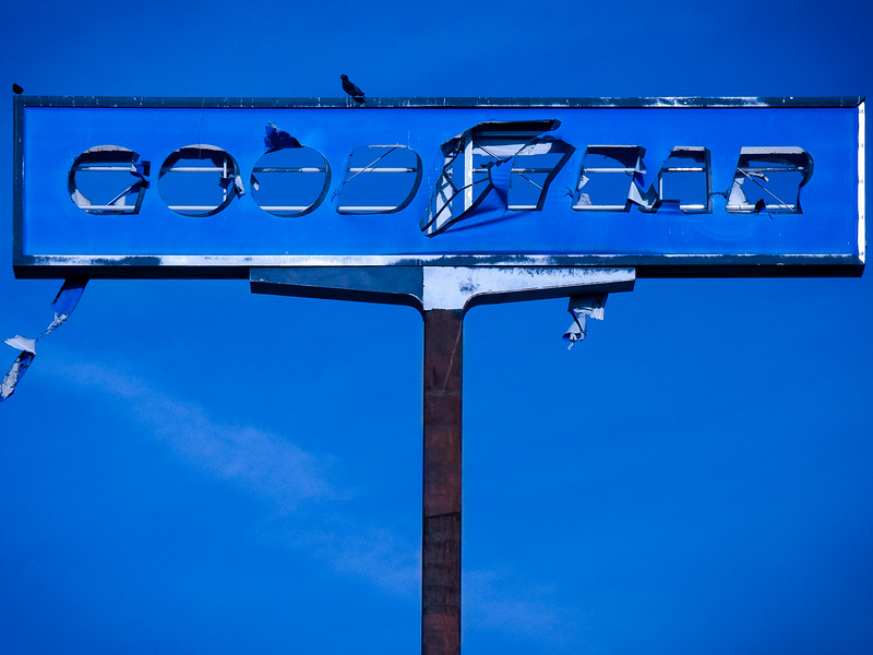 Sign, Deming, New Mexico, 2004