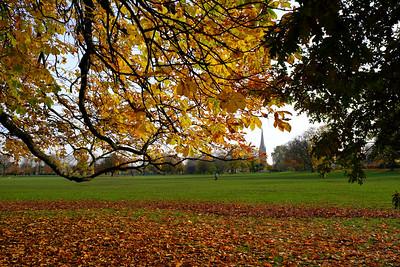 Clissold Park, Stoke Newington, London, United Kingdom