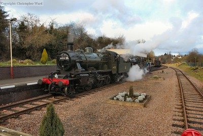 Winter Steam Gala - January 2017