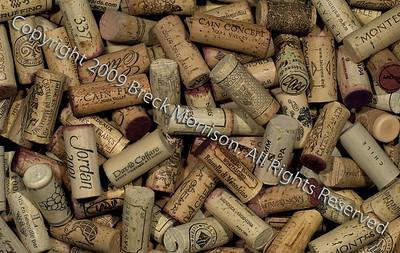 Wine Cork Photos