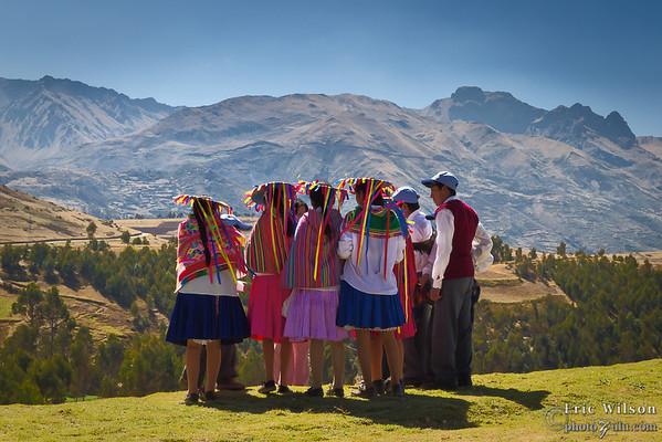 Peru / June 23 / Huamanchacona