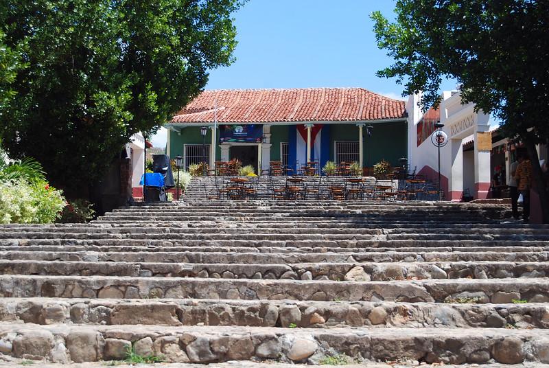 Cobblestones of Trinidad - Lou Tucciarone