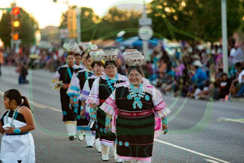 Ceremonial Night Parade
