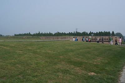 092412 - Han Yangling Masoleum, Tang Daming Palace, Xi'an City Wall