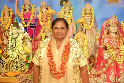 Nargis's 65th Birthday Pooja