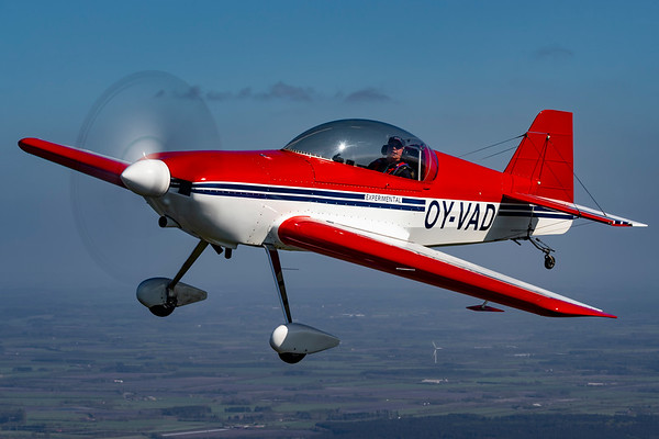 OY-VAD - Rihn DR-109 One Design