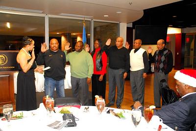 "Eastern Golf Club ""Christmas Social"" December 14, 2012"