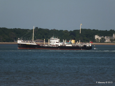 ss SHIELDHALL Various Dates