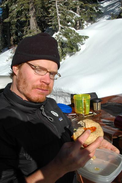 Trans-Sierra Snowshoe Trek