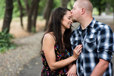 Leah and Russ - Engagement Session