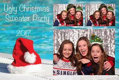 Ugly Christmas Sweater Party - Sloan Residence - 12.09.17