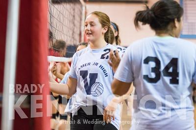 10-12-16 Cramer Volleyball