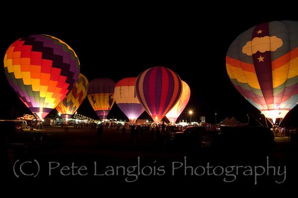 2009 Hillsborough Hot Air Balloon Festival and Fair