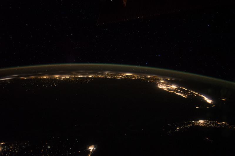 #GoodMorning Gulf Coast! #HappyFriday! #YearInSpace