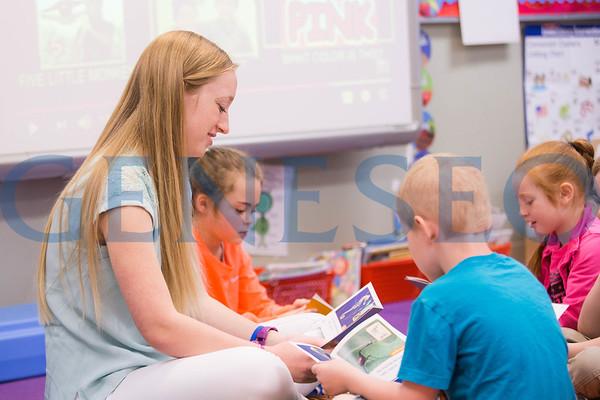 Allie Henry '17 Student Teaching