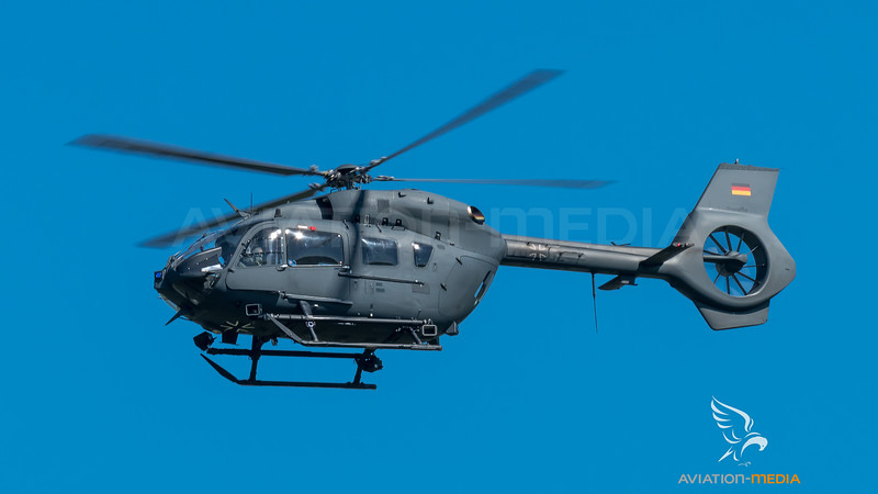 Luftwaffe HSG-64 / Airbus Helicopters H145M / 76+02