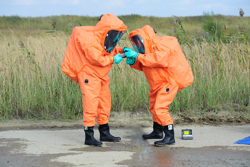 Ukraine 2015 Consequence Management Exercise