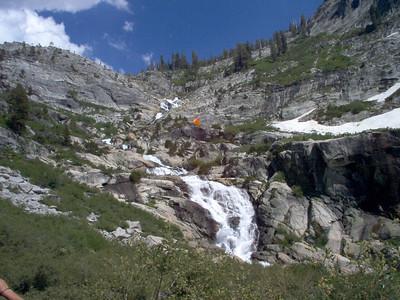 2008/06/21 >> Tokopah Falls in Sequoia National Park