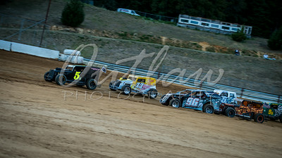 Dirt Oval - August 30, 2014