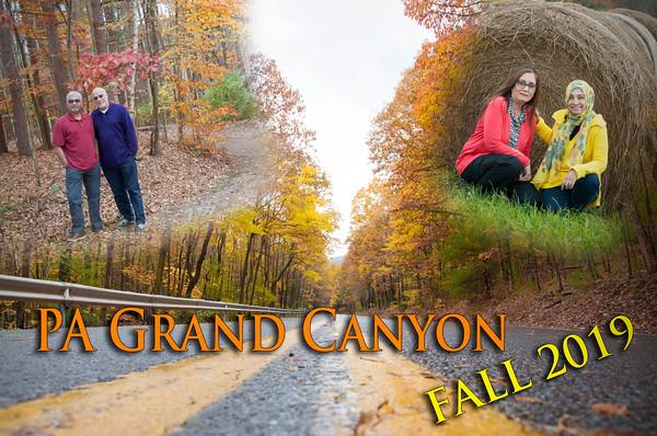 PA Grand Canyon ~ Fall 2019