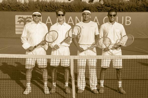 LMC Tennis Exhibition 29th Jul'16