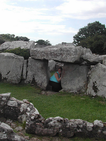 Creevykeel Megalithic Site, Ireland