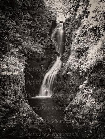 Glenariff Waterfalls