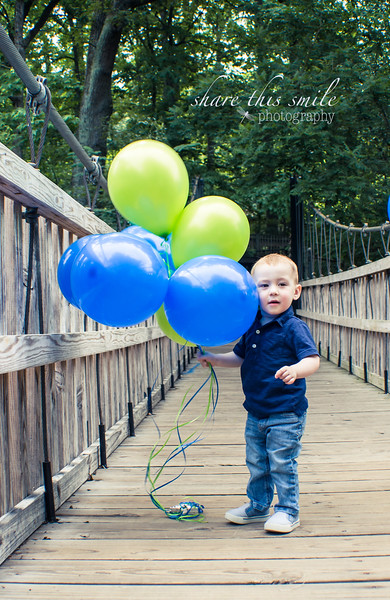 {Childhood Sessions} - Connor & Parker are 2!