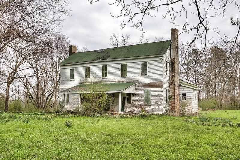 The Gaines House, Dayton, AL