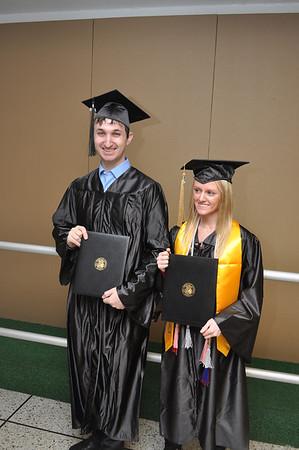David's MS&T Graduation