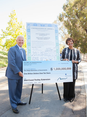 Sandag Mid Coast Trolley Check Presentation