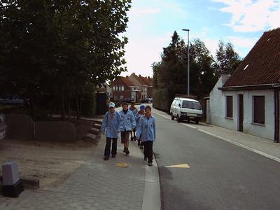 2004-2005 - Weekend - KNA - Meulebeke