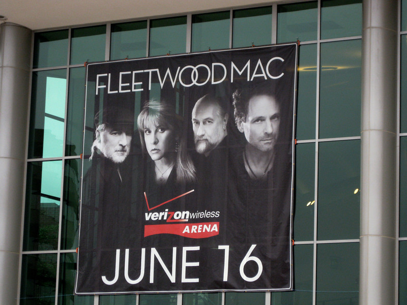 """The first video I ever saw on MTV was """"Hold Me"""" by Fleetwood Mac. I think that this was back in 1984."""
