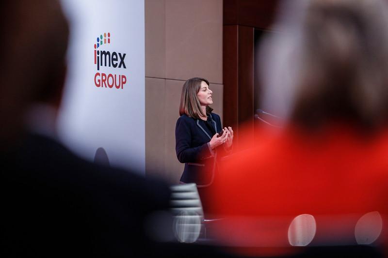 Dr Julie Grail, Keynote, IMEX Policy Forum