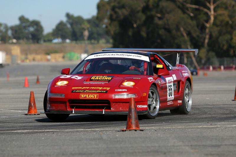 2003 09/06: CalCoastal NSX Autocross 3