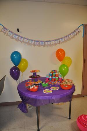 Gabbie's 1st Birthday