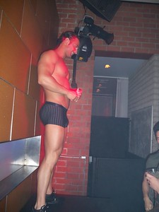 May 13, 2009 - Garage at Here Lounge with Chi Chi LaRue